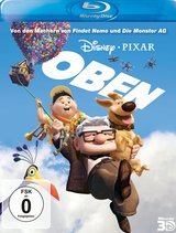 Oben (Blu-ray 3D) Poster