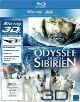 Odyssee durch Sibirien (Blu-ray 3D) Poster