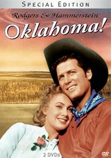 Oklahoma! (Special Edition, 2 DVDs im Steelbook) Poster