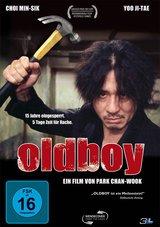 Oldboy (Einzel-DVD) Poster