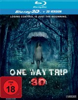 One Way Trip (Blu-ray 3D) Poster