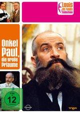 Onkel Paul, die große Pflaume Poster