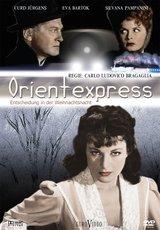 Orientexpress - Entscheidung in der Weihnachtsnacht Poster