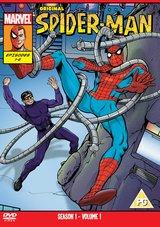 Original Spider-Man Staffel 1, Vol. 1 Poster