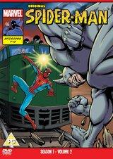 Original Spider-Man Staffel 1, Vol. 2 Poster