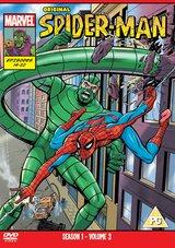 Original Spider-Man Staffel 1, Vol. 3 Poster