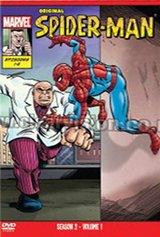 Original Spider-Man Staffel 2, Vol. 1 Poster