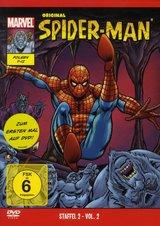 Original Spider-Man Staffel 2, Vol. 2 Poster