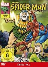 Original Spider-Man Staffel 2, Vol. 3 Poster