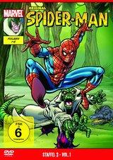 Original Spider-Man Staffel 3, Vol. 1 (OmU) Poster