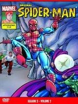 Original Spider-Man Staffel 3, Vol. 2 (OmU) Poster