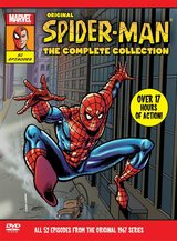Original Spider-Man - The Complete Collection (8 Discs, OmU) Poster