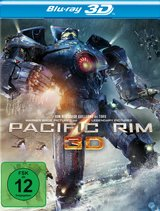 Pacific Rim (Blu-ray 3D, 3 Discs) Poster