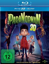 ParaNorman (Blu-ray 3D) Poster