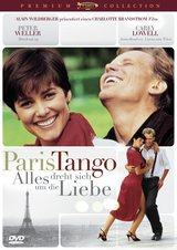 Paris Tango - Alles dreht sich um die Liebe Poster