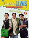 Parker Lewis - Der Coole von der Schule: Die komplette Staffel 2 (5 Discs) Poster