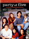 Party of Five - Die komplette zweite Season (6 DVDs) Poster