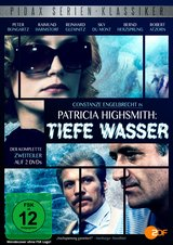 Patricia Highsmith: Tiefe Wasser (2 Discs) Poster