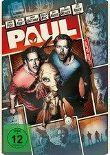 Paul - Ein Alien auf der Flucht (Limited Edition, Steelbook, 2 Discs) Poster