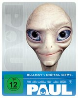 Paul - Ein Alien auf der Flucht (Steelbook, + Digital Copy) Poster