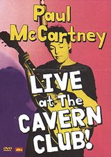 Paul McCartney - Live at the Cavern Club Poster