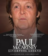 Paul McCartney - Liverpool Legend Poster