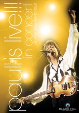 Paul McCartney - Paul Is Live!!! in Concert Poster