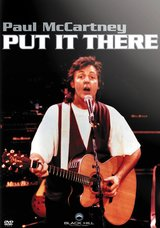Paul McCartney - Put It There Poster