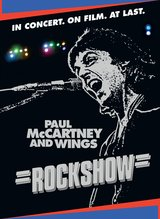 Paul McCartney & Wings - Rockshow Poster
