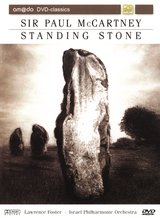 Paul McCartney's Standing Stone Poster