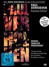 Paul Verhoeven Klassiker Edition (4 DVDs) Poster
