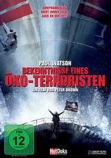 Paul Watson - Bekenntnisse eines Öko-Terroristen Poster
