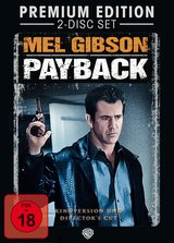 Payback - Zahltag (Kinoversion & Director's Cut) Poster