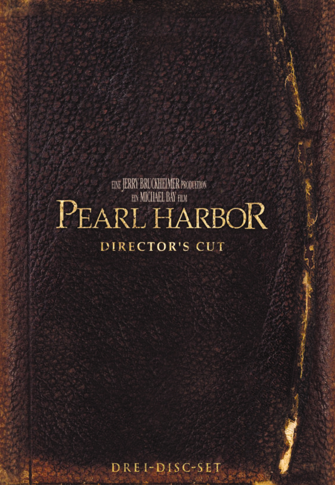 Pearl Harbor (Director's Cut, 3 DVDs) Poster