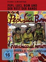 Pepi, Luci, Bom und der Rest der Bande Poster
