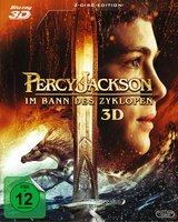 Percy Jackson - Im Bann des Zyklopen (Blu-ray 3D, 2 Discs) Poster