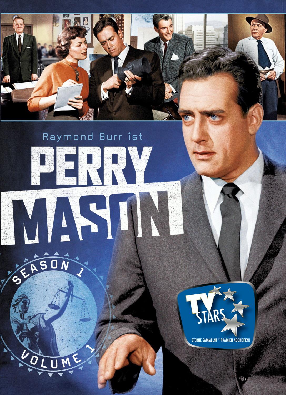 Perry Mason - Season 1, Volume 1 (5 DVDs) Poster