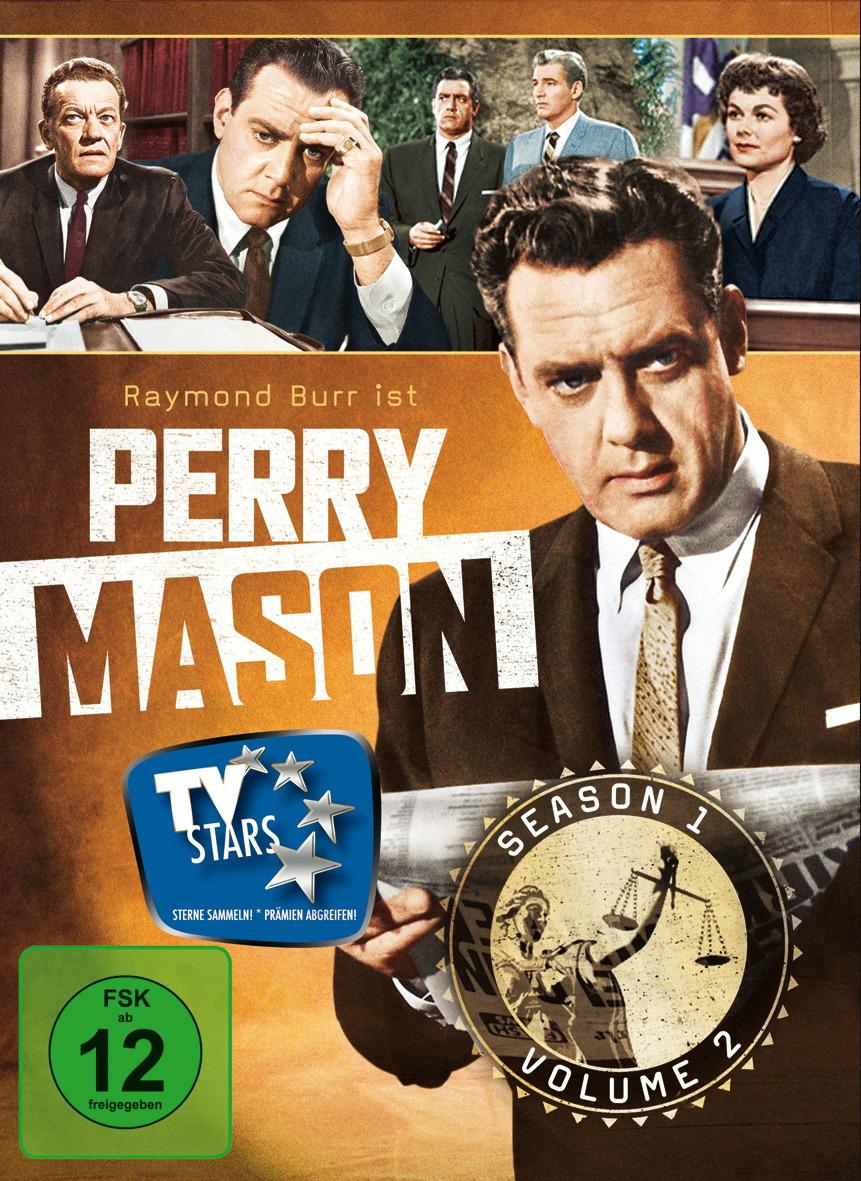 Perry Mason - Season 1, Volume 2 (5 DVDs) Poster