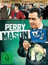 Perry Mason - Season 2, Volume 1 (4 DVDs) Poster