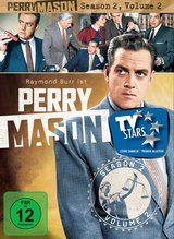 Perry Mason - Season 2, Volume 2 (4 DVDs) Poster