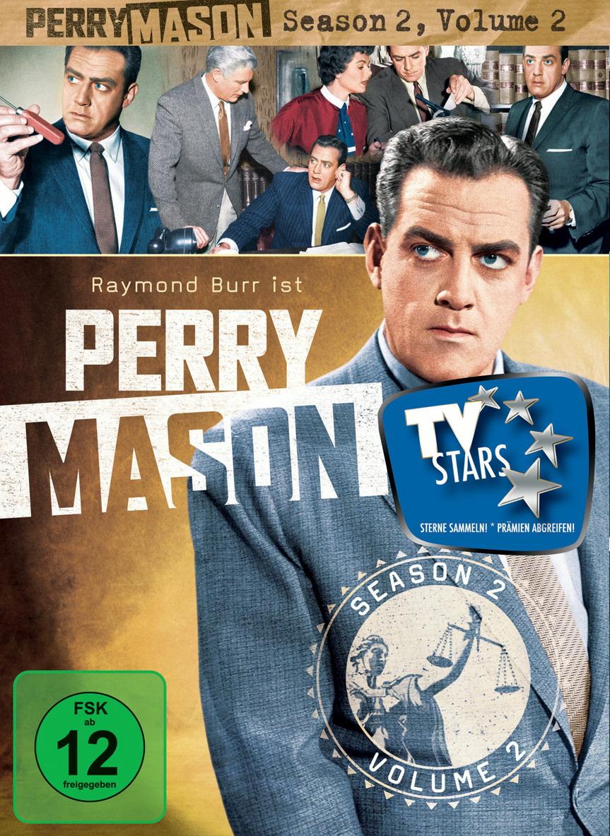 Perry Mason - Season 2, Volume 2 (4 DVDs) Poster