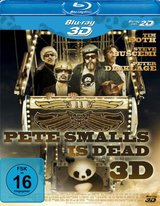 Pete Smalls Is Dead (Blu-ray 3D) Poster
