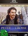 Peter der Große - Der komplette Historien-Vierteiler (4 Discs) Poster