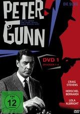 Peter Gunn - DVD 1, Folge 1-4 Poster