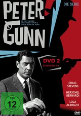 Peter Gunn - DVD 2, Folge 5-8 Poster