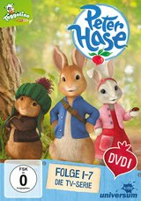 Peter Hase, DVD 1 Poster