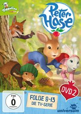 Peter Hase, DVD 2 Poster