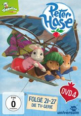 Peter Hase, DVD 4 Poster