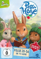 Peter Hase, DVD 5 Poster