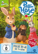 Peter Hase, DVD 6 Poster